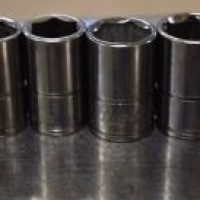 Blue Point 9 Piece Socket Set