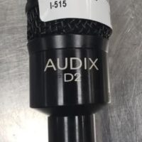 Audio D2 Microphone
